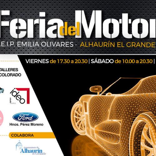 Feria del motor Alhaurín el Grande Málaga
