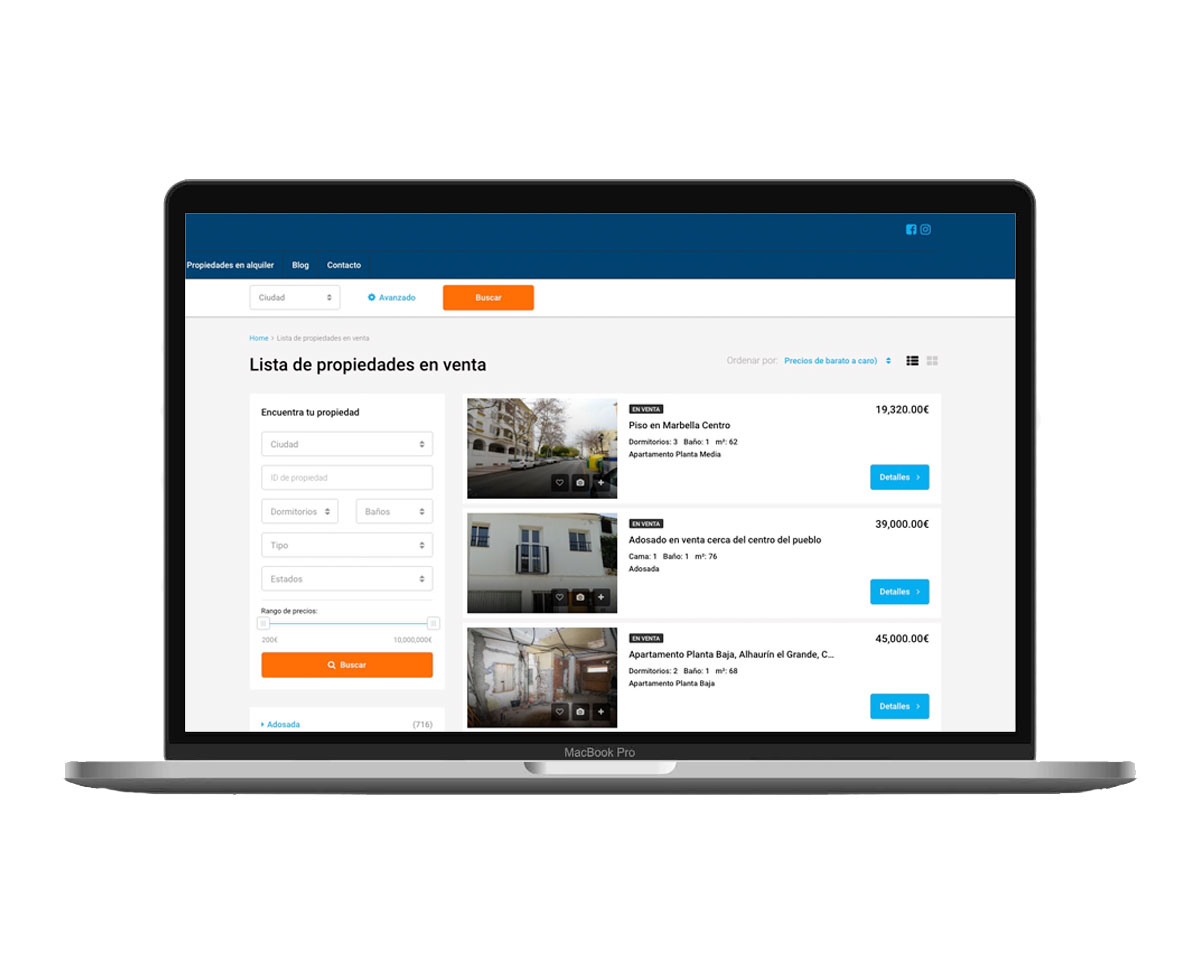 Resales Online Wordpress