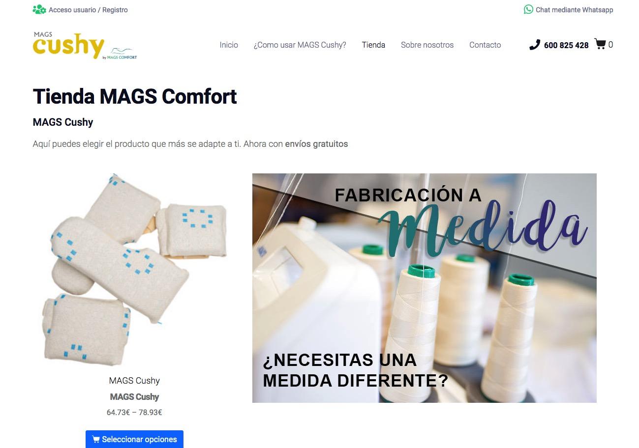 Mags Comfort